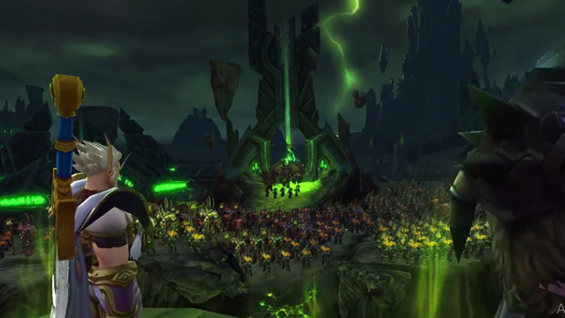 The WoW DDoS (Distributed Denial of Service Attack)